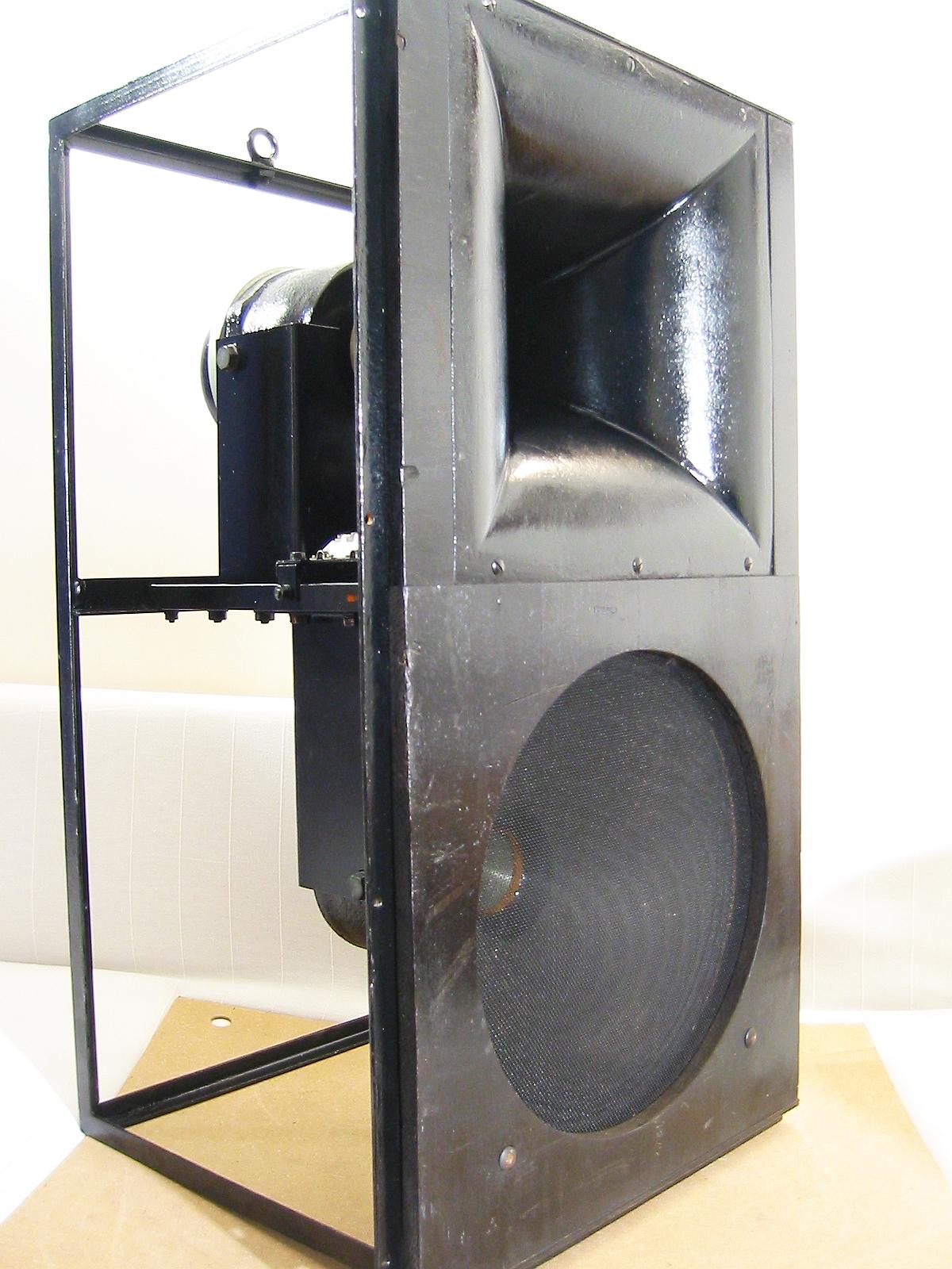 Open Baffle with Horn, PureAudioProject way - diyAudio